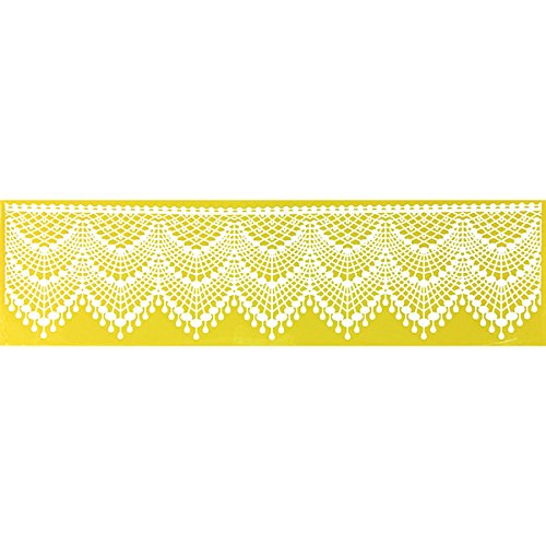 Tiered Elegance Lace 3-D Silicone Lace Mat by Chef Alan Tetreault by ALAN TETREAULT SELECT PRODUCTS (Image #4)