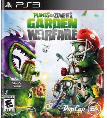 Amazon Com Plants Vs Zombies Garden Warfare Ps3 Home Kitchen