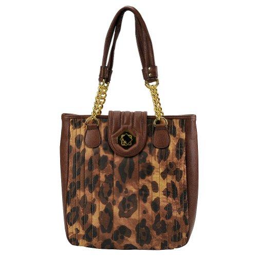 Jessica Simpson Leopard Handbag - 8