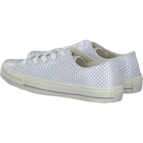 ... Converse Unisex Chuck Taylor All Star Oxfords Hvit / Mus / Egret