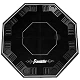 Best Poker Table Tops - Franklin Sports 8 Player Folding Poker Table Top Review