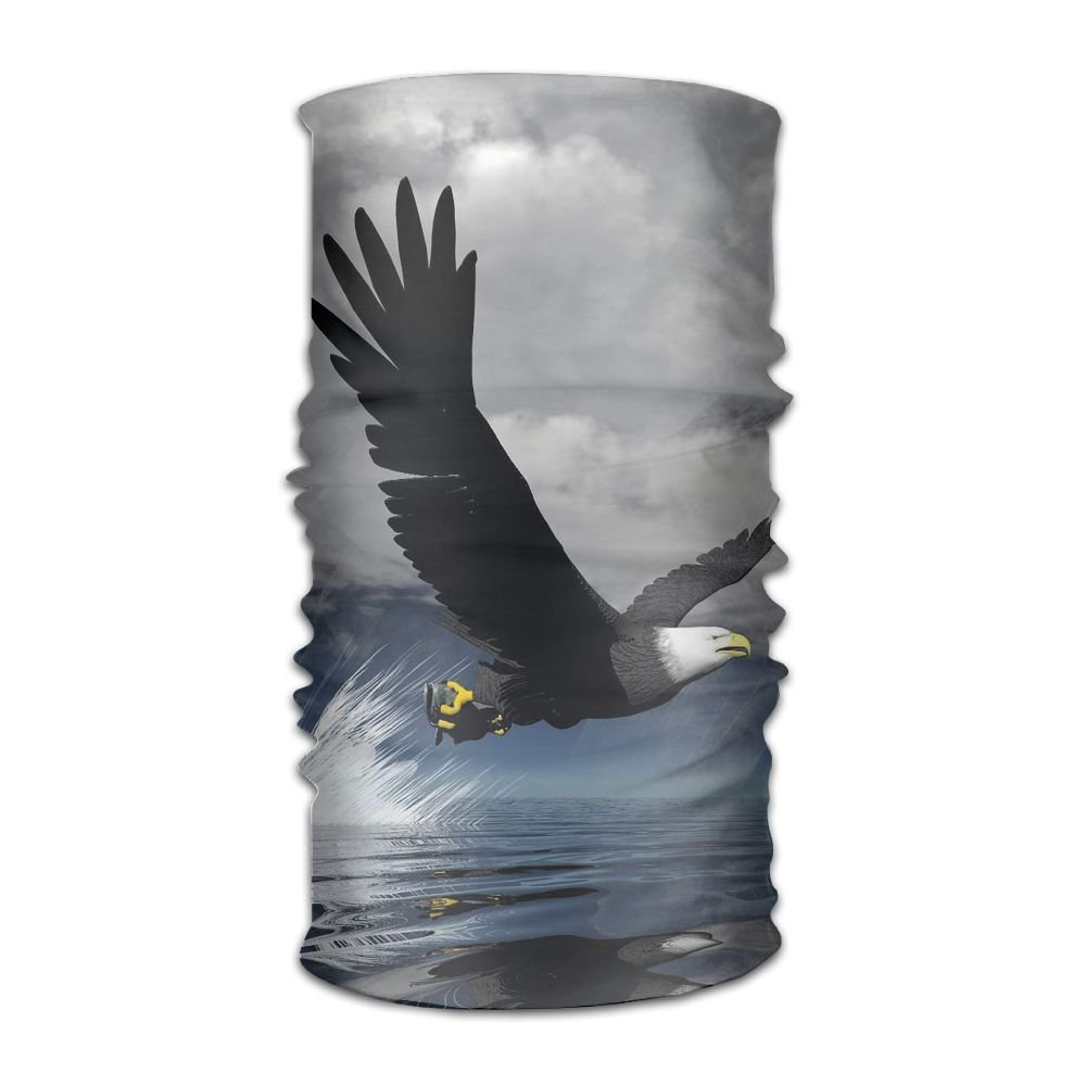Magic Headwear Cool Eagle Birds Outdoor Scarf Headbands Bandana Mask Neck Gaiter Head Wrap Mask Sweatband