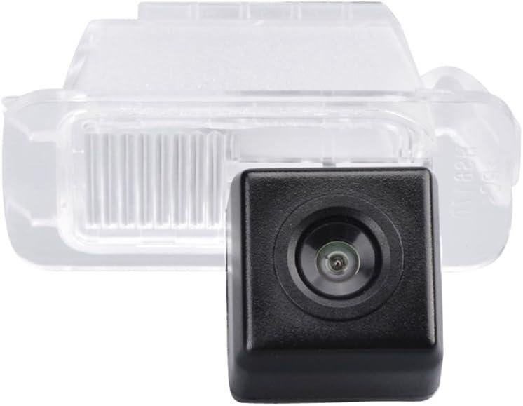 Navinio Rückfahrkamera Wasserdicht Nachtsicht Auto Rückansicht Kamera Einparkhilfe Rückfahrsystem Für Fiesta Focus 2 S Max S