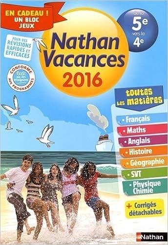 Telechargement Gratuit Du Livre Mp3 Nathan Vacances College