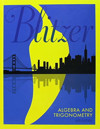 Algebra and Trigonometry with Integrated Review, Plus MyLab Math with eText -- 24-Month Access Card Package (6th Edition
