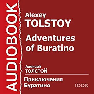 Adventures of Buratino [Russian Edition] Audiobook