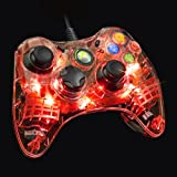 Afterglow Wired Controller for Xbox 360 - Red