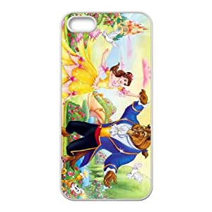 Beauty and the Beast Character Belle iPhone 5 5s Cell Phone Case White MSU7205364