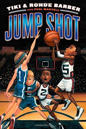 Jump Shot (Barber Game Time Books) (Land Twin Basketball)