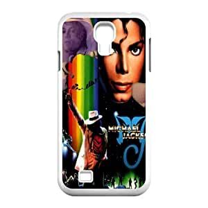 Samsung Galaxy S4 I9500 Phone Case Michael Jackson Case Cover PP8N296566