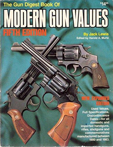 Gun Digest Book of MODERN GUN VALUES / 18TH edition * FREE SHIPPING