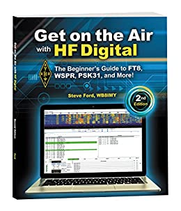 Get on the Air with HF Digital by [Inc., ARRL, Ford (WB8IMY), Steve]