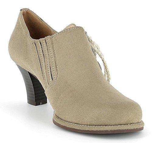Pardo Para Mujer Andrea De Zapatos Conti Marrón Vestir 7RwR6Oanxq