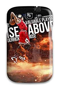 Premium Tpu Derrick Rose Dunk Cover Skin For Galaxy S3