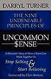 Uncommon Sense, Darryl Turner, 161244041X