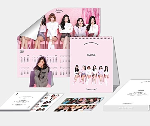 Price comparison product image APINK - 2018 Season's Greetings SOUL MATE Desk Calendar+12Photocards+Sticker