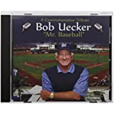 Baseball Voices Milwaukee Brewers Bob Uecker, Mr. Baseball Cd