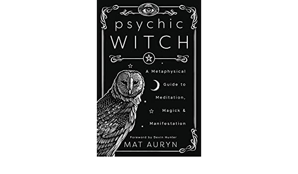 Amazon com: Psychic Witch: A Metaphysical Guide to