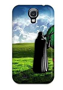 La Angel Nelson Fashion Protective Star Wars Humor YY-ONE For Galaxy S4