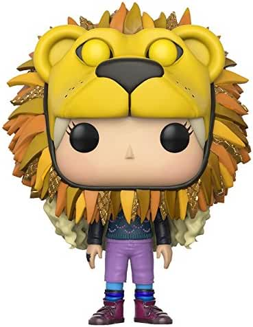 Funko Pop Movies: Harry Potter-Luna Lovegood w/ Lion Head Collectible Figure