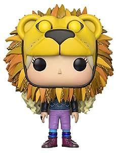 Funko Pop Movies: Harry Potter-Luna Lovegood w/ Lion Head Collectible Figure