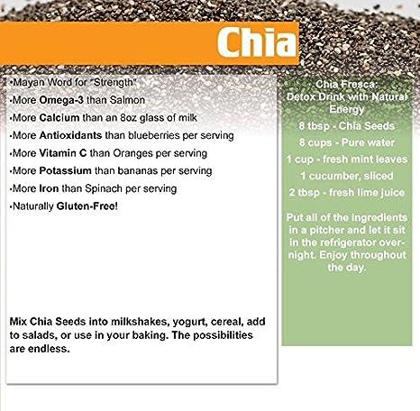 Nova Manna - Plaguicidas y semillas de chia negras premium ...