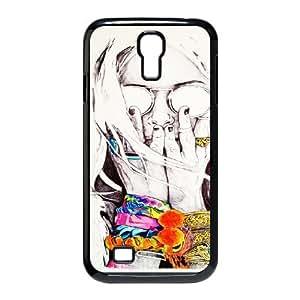 Mural Case For Samsung Galaxy S4 Black Nuktoe738611