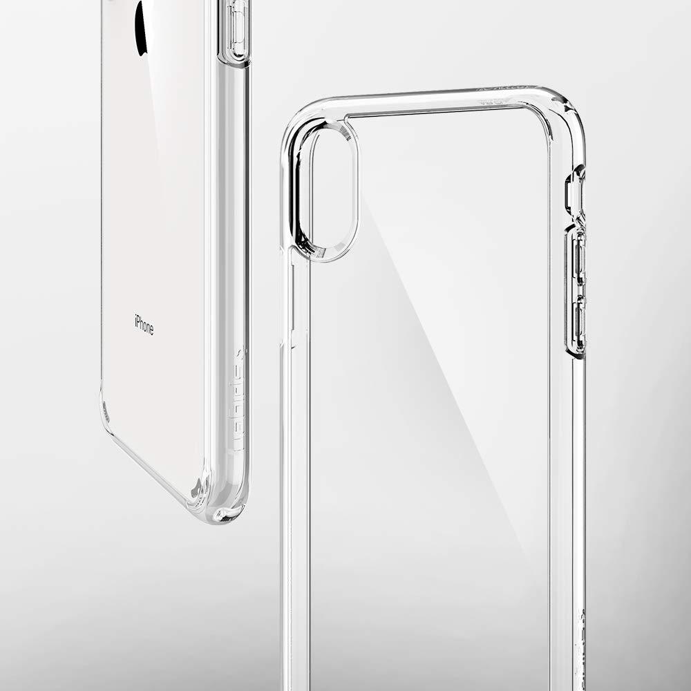 Spigen Ultra Hybrid Designed For Apple Iphone Xs Case 2018 Xr Super Light Slim 03mm Air Skin Casing Soft Clear X 2017 Crystal Cell Phones Accessories