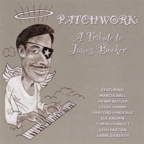 Patchwork: Tribute To James Booker by STR Digital Records