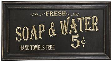 Amazoncom Ohio Wholesale Vintage Bath Advertising Wall Art from