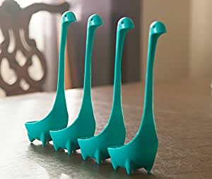 EcomDeals Nessie Ladle Lochness Monster Blue by EcomDeals