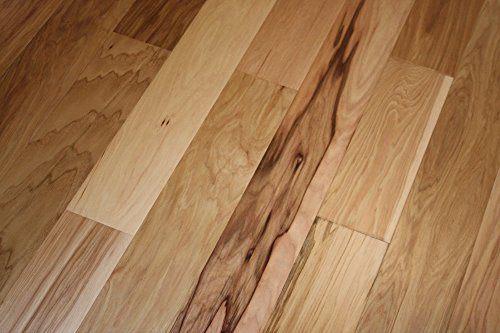 Elk mountain hickory natural 5 x 3 8 hand scraped for Engineered wood flooring philippines