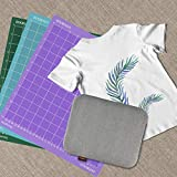 DOOHALO Cutting Mat for Silhouette Cameo 4 Cutting