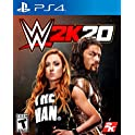 WWE 2K20 Standard Edition for PS4 or Xbox One