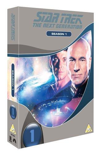 Star Trek The Next Generation - Season 1 (Slimline Edition) [DVD] by Patrick Stewart B01I071KTY