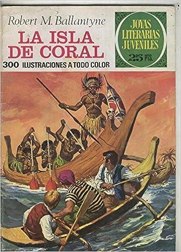 Joyas Literarias Juveniles numero 042: La isla de coral ...