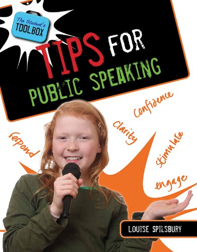 Tips for Public Speaking (The Student's Toolbox)