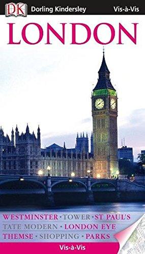 Vis a Vis Reiseführer London mit Extra-Karte (Vis à Vis)
