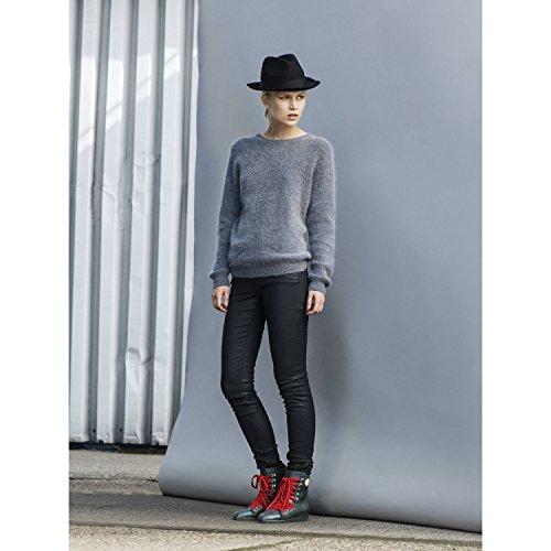 de Julia Up Lace Lundsten Nokian goma para Botas Gris Footwear mujer 5fqIptxwY