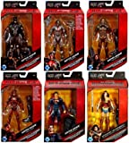 Justice League Movie Multiverse 6-inch Action Figures SET