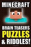 Minecraft Brain Teasers, Puzzles and Riddles!, Minecraft Handbooks, 1500180521