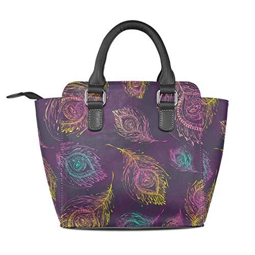 multicolore Sac l'épaule à femme DragonSwordlinsu pour Medium à porter 0dFqwn