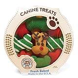 Claudia's Canine Bakery -  Reindeer Wonderland Dog Treats - 10 Ounce