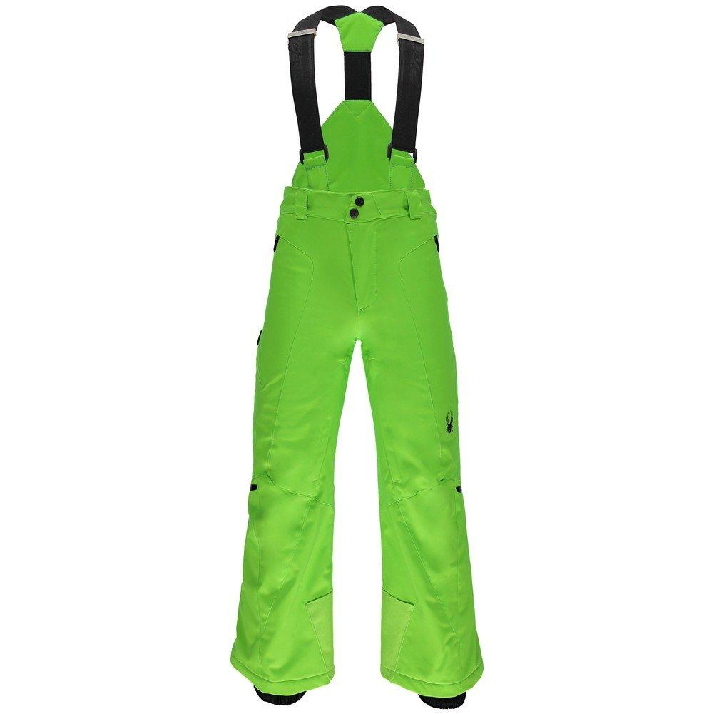 Spyder Boys Bormio Pants, Size 18, Bryte Green by Spyder