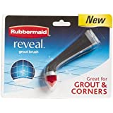 Rubbermaid 1839688 Reveal Power Scrubber Pointed Grout Scrubber Head