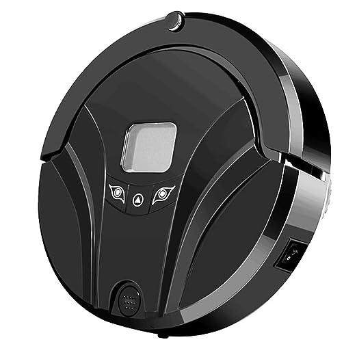 H&BB Aspiradora Robotica,Automática Robot Fregona,con Tecnología ...