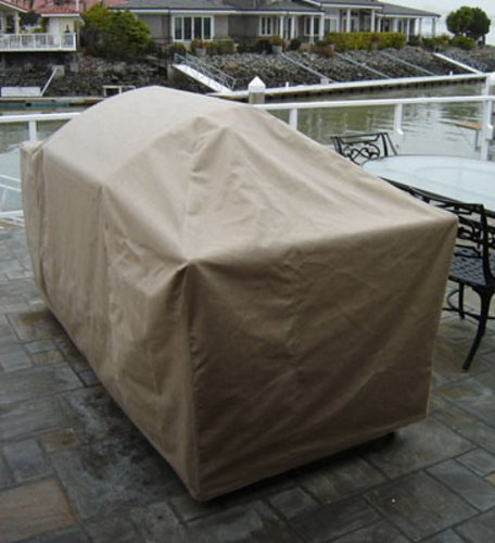 BBQ Island Grill Covers up to 100""