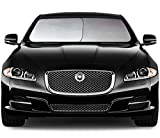 Automotive : EzyShade Windshield Sun Shade + Bonus Item. See Size-Chart with Your Vehicle (Easy-Read). Universal Hassle-Free Car Sunshades Keep Your Vehicle Cool. UV Sun and Heat Reflector. Sports (Small) Size