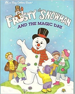 2012 frosty the snowman book