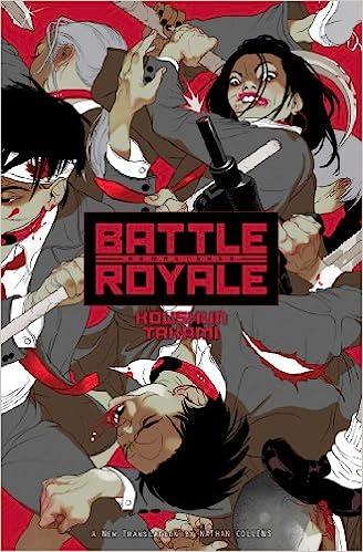 Battle Royale Remastered (Battle Royale (Novel)): Amazon.co.uk: Koushun  Takami, Koushun Takami: 9781421565989: Books